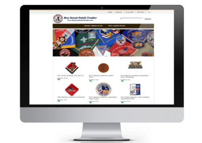 Boy Scout Patch Trader – eCommerce Store