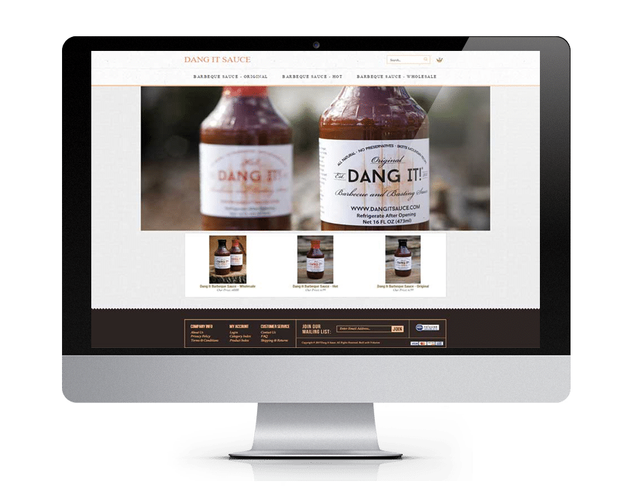 Local Business eCommerce Website, eCommerce Stores - Gainesville, GA - North Georgia