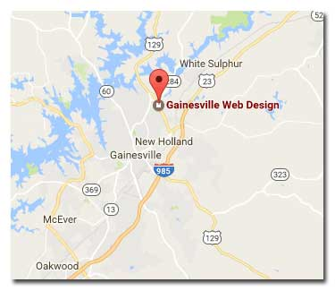 Website Design - Gainesville, GA - North Georgia