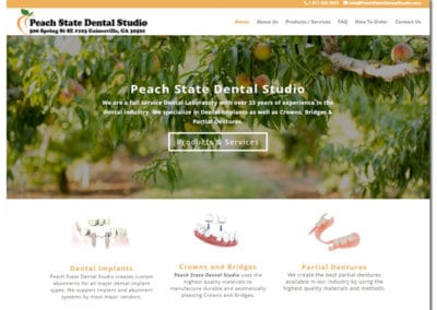 Peach State Dental Studio - Gainesville, GA